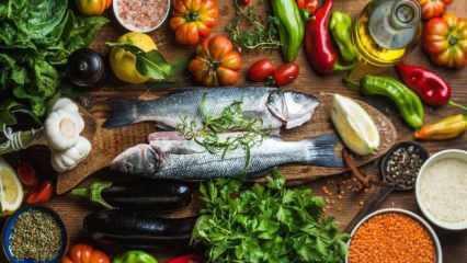 Koronavirüsü atlatanlar dikkat! Akdeniz tipi beslenme vücut direncini arttırıyor