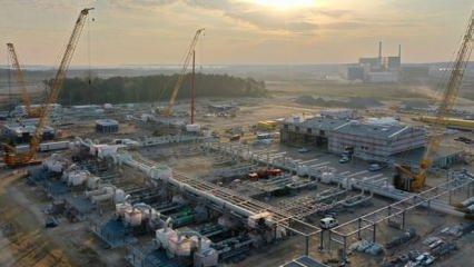 Kuzey Akım 2 projesinde inşaat tekrar başladı