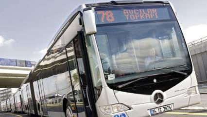 Metrobüslerde yeni dönem! Tarih oldu, bugün başladı