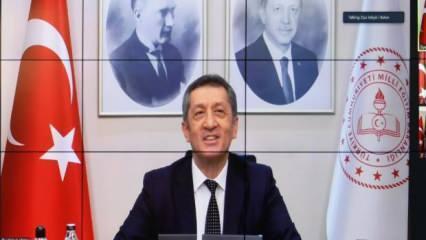Milli Eğitim Bakanı Selçuk'tan öğrencilere son dakika müjdesi