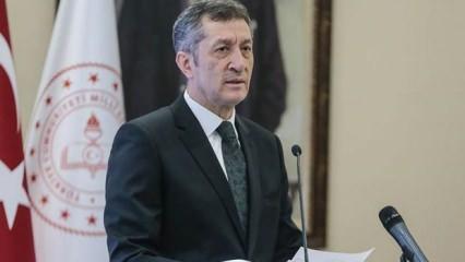 Milli Eğitim Bakanı Ziya Selçuk'tan son dakika açıklamaları! Okullar...