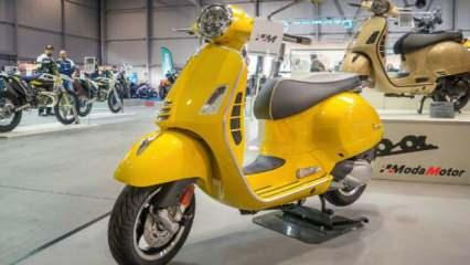 Motosiklet satışlarında