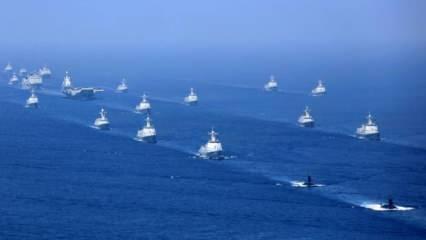 Deniz, savaş gemilerinden geçilmiyor! Krizin patlak vermesi bir kibrit çakmaya bakıyor