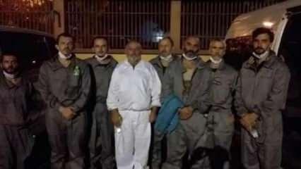 Nijerya'da kaçırılan 6 Ukraynalı denizci serbest bırakıldı