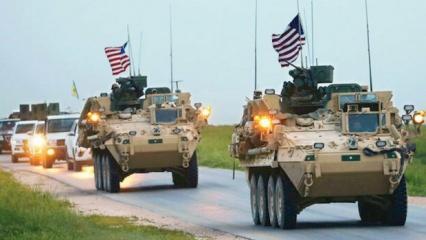 PKK çağırdı  ABD Derik'e koştu