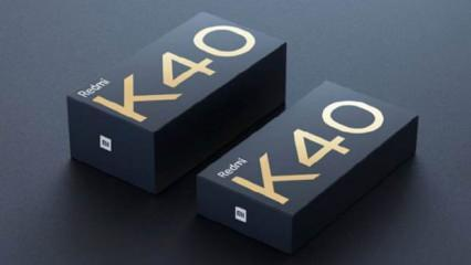 Redmi K40 için çarpıcı açıklama: Sızdırılan görseller yalan!