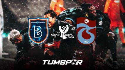 Süper Kupa Trabzonspor'un! | Başakşehir Trabzonspor maçının özeti ve golleri
