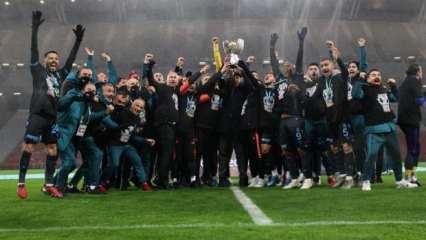 TFF Süper Kupa Trabzonspor'un!