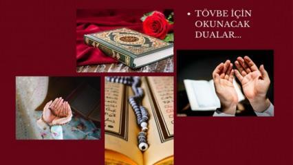 Tövbe duası nasıl okunur? En etkili tevbe istiğfar duaları! Günahların affına tövbe duası