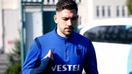 Trabzonspor'un kadrosu açıklandı! Bakasetas...