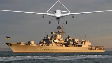 Ukrayna'dan donanmaya Türk SİHA'sı takviyesi: Türkiye'den Bayraktar TB2 alacağız