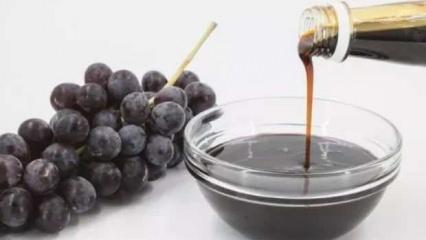 Üzüm pekmezinin faydaları nelerdir? Sabahları aç karnına üzüm pekmezi yemek neye iyi gelir?