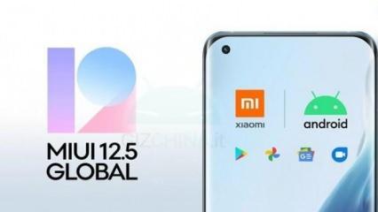 Xiaomi MIUI 12.5 global versiyon tanıtım tarihi açıklandı
