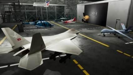 Yerli savaş uçağının güç sistemine Türk talip! İmzalar atıldı