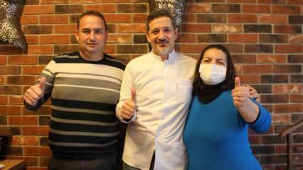 Doktorların 3 ay ömür biçtikleri hasta kanseri ailesinin desteğiyle yendi!