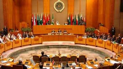 Arap Birliği'nden son dakika Libya açıklaması
