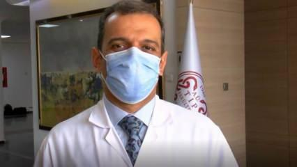 Bilim Kurulu üyesi Prof. Dr. Azap: Toplumsal bağışıklık için toplumun yüzde 90'ını aşılanmalı!