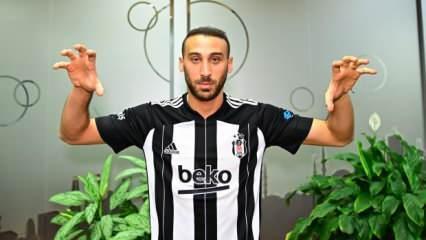Cenk Tosun, Beşiktaş için İstanbul'da