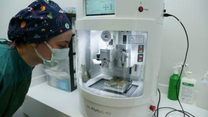 Dünyada bir ilk! Yanık tedavisinde 4D teknolojisi sadece Türkiye'de uygulanıyor