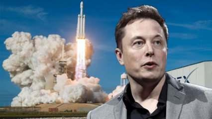 Elon Musk uzay yolculuğuna 4'üncü arıyor
