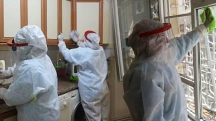 Gaziantep Büyükşehir Belediyesi, pandemide yaşlı bireylerin aile ferdi oluyor!