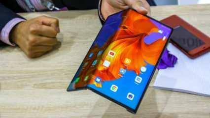 Huawei'nin yeni kalanabilir telefonu Mate X2 için tarih belli oldu