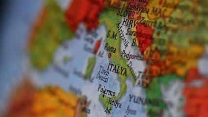İtalya'dan Libya'da kurulan geçici yönetimle ilgili ilk tepki
