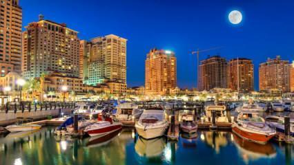 Katar nerede ve nasıl gidilir? Katar'da gezilecek en iyi 5 yer