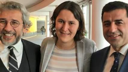 Kati Piri'den Boğaziçi Üniversitesi eylemlerine destek