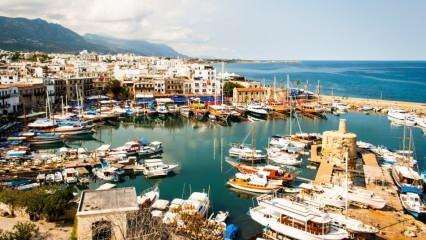 Kuzey Kıbrıs'a nasıl gidilir? Kuzey Kıbrıs tarihi! Kuzey Kıbrıs'ta görmeniz gereken yerler