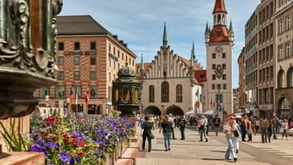 Münih nerede? Münih'te gezilecek en iyi 6 yer