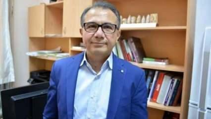 """Prof. Dr. Şahin: """"Kanserden ölümler koronavirüsten 4 kat fazla"""""""