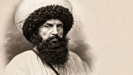 Kafkasya'nın özgürlük savaşçısı Şeyh Şamil vefatının 150. yılında yad ediliyor