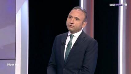 Deniz Çoban, Sivasspor-Beşiktaş maçını değerlendirdi