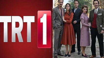 TRT1'den neşelendiren haber: Bir Zamanlar Kıbrıs unutamayacağınız dizi deneyimi sunmaya geliyor
