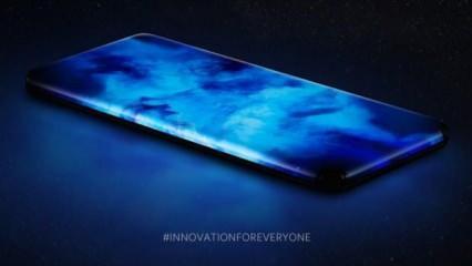 Xiaomi fütürist akıllı telefon konseptini paylaştı