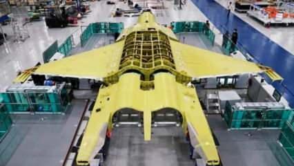 Güney Kore'nin yeni savaş uçağı ortaya çıktı