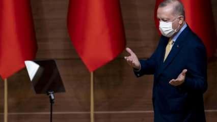YÖK programında Erdoğan'dan son dakika müjdesi: Haftaya başlıyor
