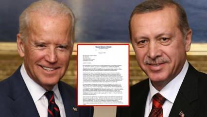 ABD'de 54 senatör Biden'a mektup yazıp Türkiye'yi kötüledi