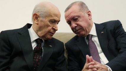 AK Parti teklifi MHP'ye sunacak! İşte yeni seçim barajı