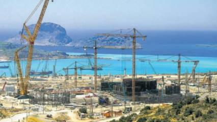 Akkuyu NGS Türkiye'nin elektrik ihtiyacının yüzde 10'unu karşılayacak
