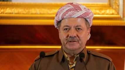 Barzani liderliğindeki KDP açıkladı: PKK sürekli kaçış halinde