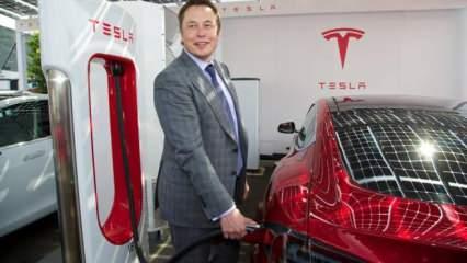 Elon Musk açıkladı!  Tesla, Bitcoin ile satılacak