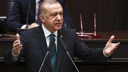 Erdoğan: İster kabul edin ister etmeyin, konu kapanmıştır! Çılgın Türkleri tanıyacaksınız