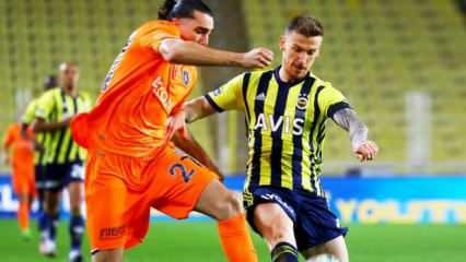 Başakşehir - Fenerbahçe! Muhtemel 11'ler