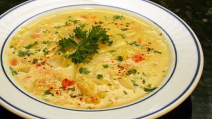 Leziz lahana çorbası nasıl yapılır? Evde lahana çorbası yapmanın püf noktaları