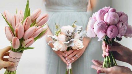 Nişan çiçeği nasıl olmalı? En güzel nişan çiçeği modelleri ve fiyatları
