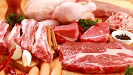 Rüyada et görmek neye işaret? Rüyada pişmiş et yediğini görmek nasıl yorumlanır?