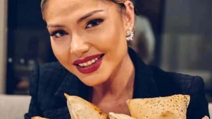 Sunucu Medina Abdullayeva Türk mutfağını öve öve bitiremedi! Medina Abdullayeva kimdir?