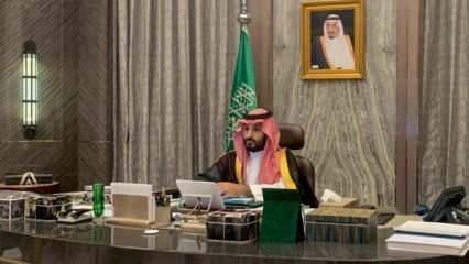 Suudi Arabistan'da yolsuzluk suçlamasıyla 241 kişiye gözaltı
